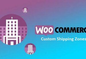2998إضافة مدن شحن مخصصة الى المتاجر الالكترونية | WooCommerce